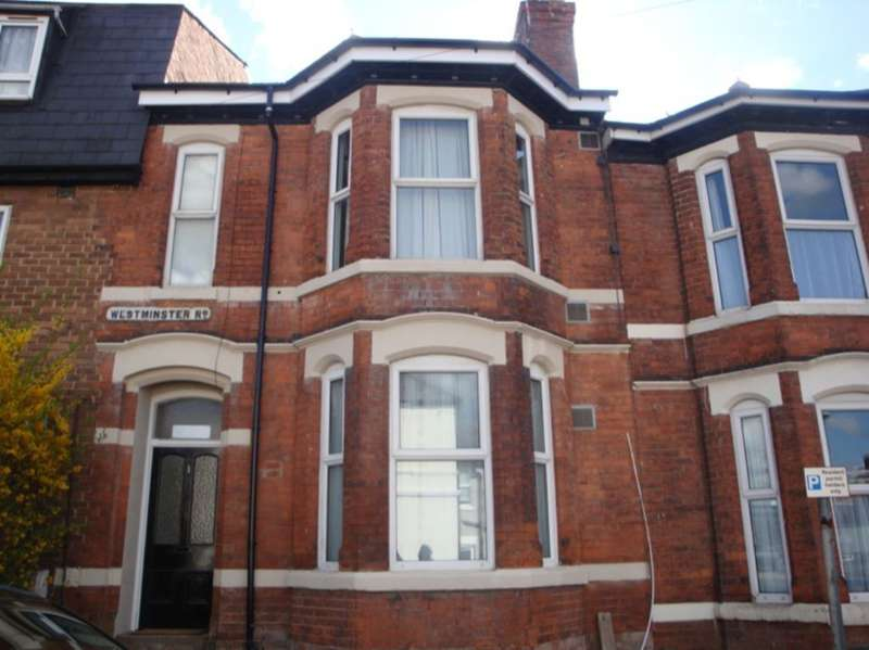 8 Bedrooms Terraced House for rent in Westminster Road, Earlsdon, Coventry