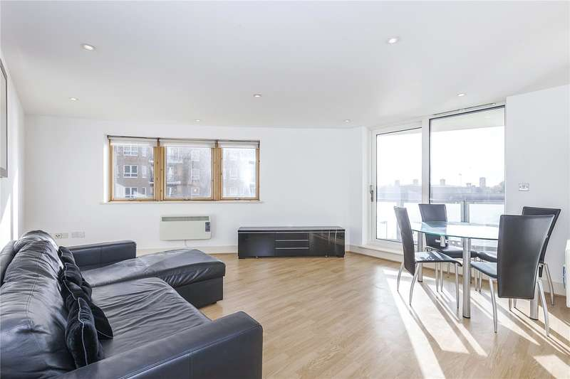 1 Bedroom Flat for sale in Orion Point, 7 Crews Street, London, E14