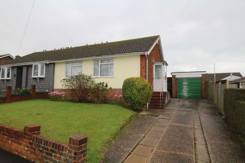 2 Bedrooms Semi Detached Bungalow for sale in Ghyllside Avenue, Hastings, TN34