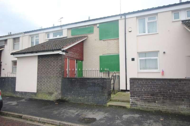3 Bedrooms Terraced House for sale in Boode Croft, Liverpool, L28