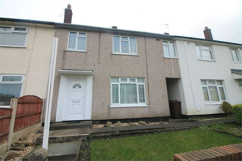 4 Bedrooms End Of Terrace House for sale in Gorsey Lane, NETHERTON, Merseyside