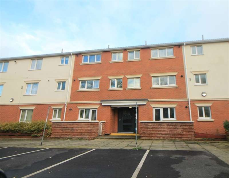 2 Bedrooms Flat for sale in Hornby Flats, Linacre Road, Litherland, Merseyside