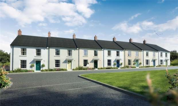 3 Bedrooms Terraced House for sale in Plot 27, Kingston Farm, Bradford on Avon