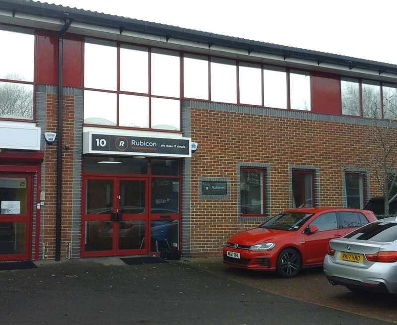 Office Commercial for sale in Campbell Court Office Park, Campbell Court, Bramley, Tadley, Hampshire, RG26 5EG
