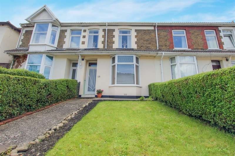 3 Bedrooms Terraced House for sale in Broadway, Pontypridd