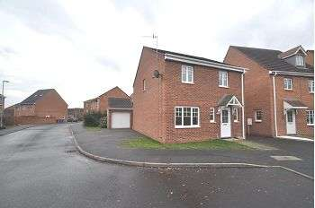 4 Bedrooms Detached House for sale in Boatman Drive, Etruria, Stoke-on-Trent, ST1 5PD