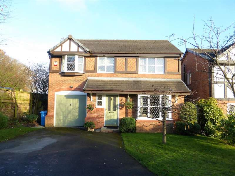4 Bedrooms Detached House for sale in Tyrer Grove, Prescot