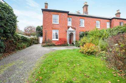 4 Bedrooms Semi Detached House for sale in Witherley Road, Atherstone, Warwickshire