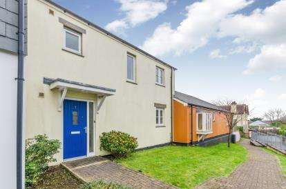 3 Bedrooms Terraced House for sale in Redruth, Cornwall, U.K.