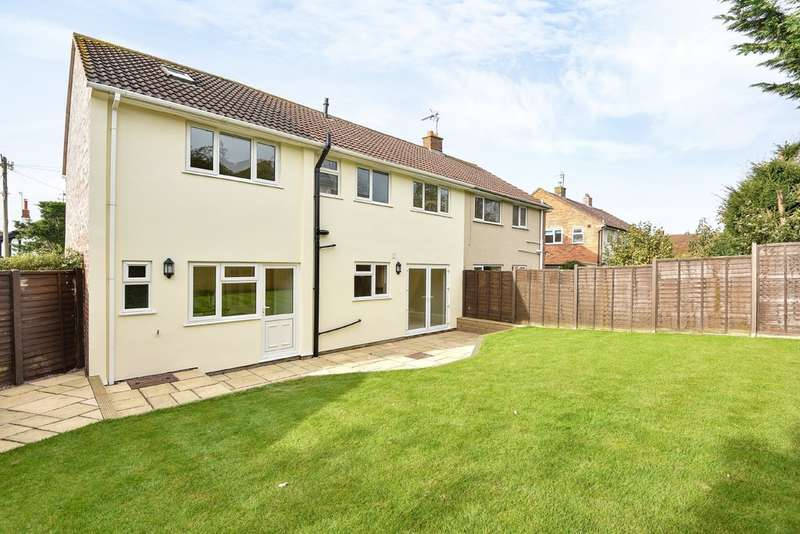 4 Bedrooms Semi Detached House for sale in Pittville