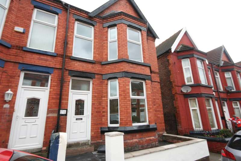 4 Bedrooms Semi Detached House for sale in Francis Avenue, Prenton, CH43 4XL
