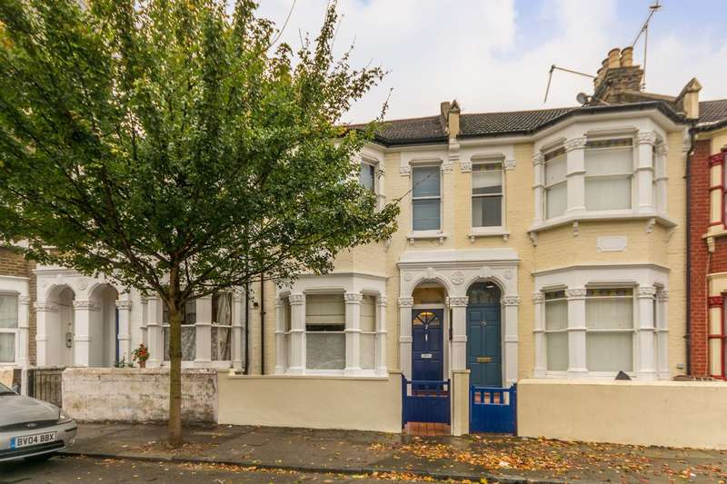 4 Bedrooms Terraced House for sale in Belgrade Road, Stoke Newington, N16