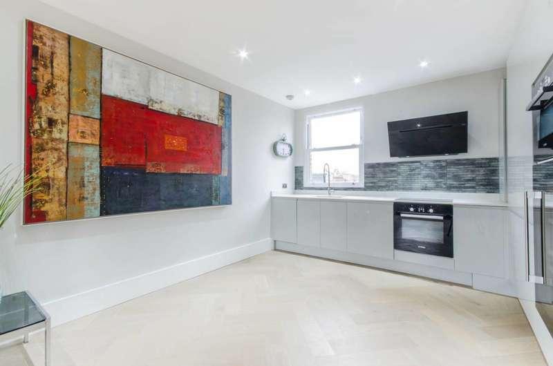 2 Bedrooms Flat for sale in Sobu House, Peckham, SE15