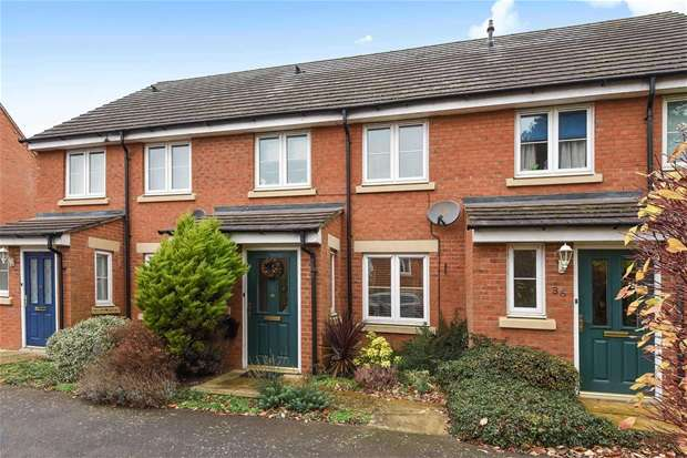 3 Bedrooms Terraced House for sale in Wood End Close, Sharnbrook