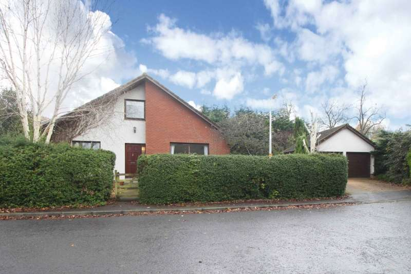 5 Bedrooms Detached Villa House for sale in Burnmouth Road, Little Dunkeld, Birnam, Perthshire, PH8 0RG