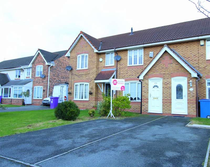2 Bedrooms Town House for sale in Turriff Road, Knotty Ash, Liverpool
