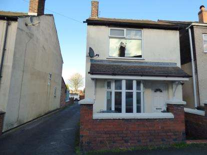2 Bedrooms Detached House for sale in High Street, Halmer End, Stoke On Trent, Staffordshire