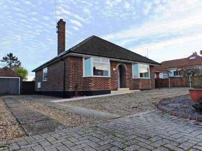 3 Bedrooms Bungalow for sale in Costessey, Norwich, Norfolk
