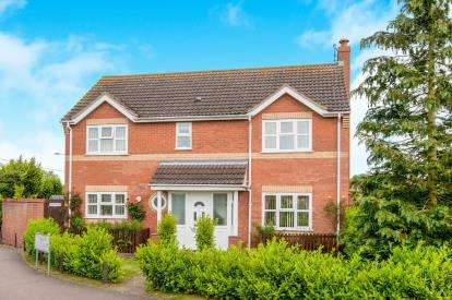 4 Bedrooms Detached House for sale in Watton, Thetford, United Kingdom