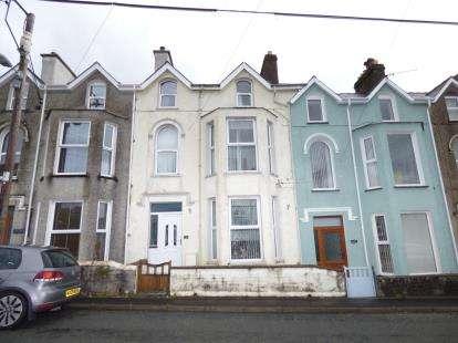 5 Bedrooms Terraced House for sale in Bryntirion Terrace, Criccieth, Gwynedd, LL52