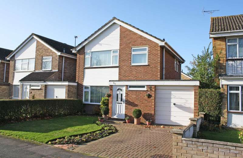 3 Bedrooms Detached House for sale in Coleridge Drive, Abingdon