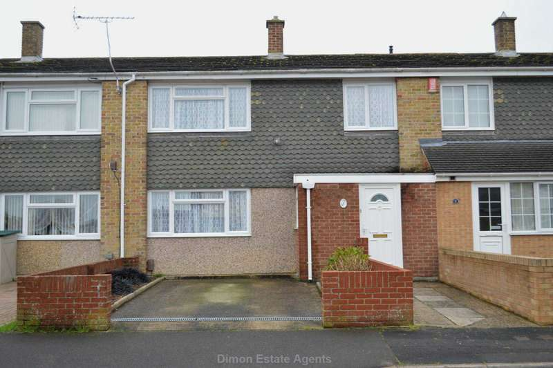3 Bedrooms Terraced House for sale in Montgomery Road, Bridgemary