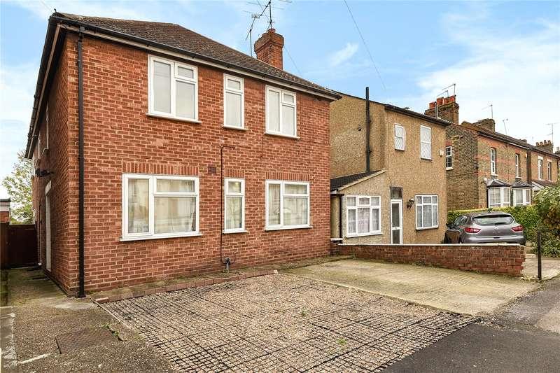 2 Bedrooms Maisonette Flat for sale in Bridge Road, Uxbridge, Middlesex, UB8