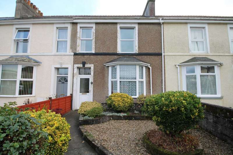 2 Bedrooms Terraced House for sale in Belgrave Terrace, Liskeard