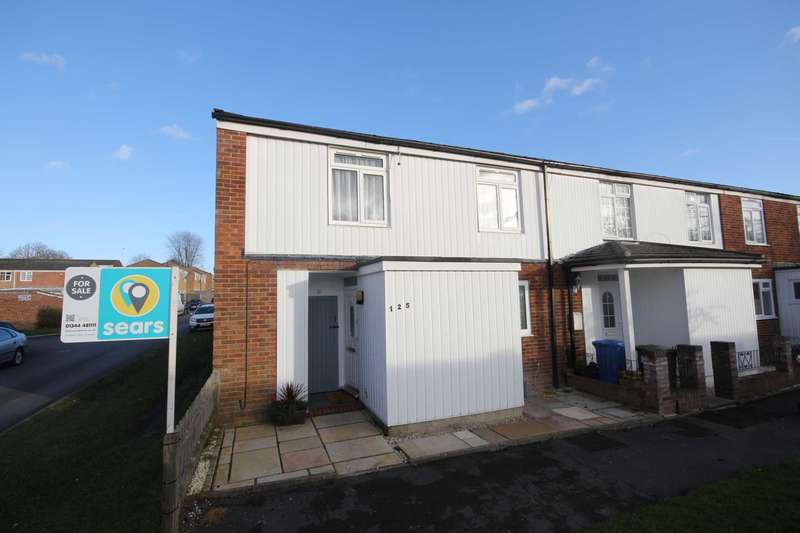 3 Bedrooms End Of Terrace House for sale in Ullswater, Bracknell