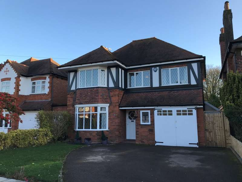 5 Bedrooms Detached House for sale in Thornby Avenue, Solihull