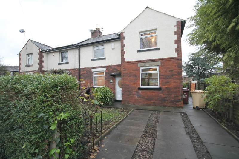 3 Bedrooms Semi Detached House for sale in Central Avenue, Farnworth, Bolton, BL4 0BA