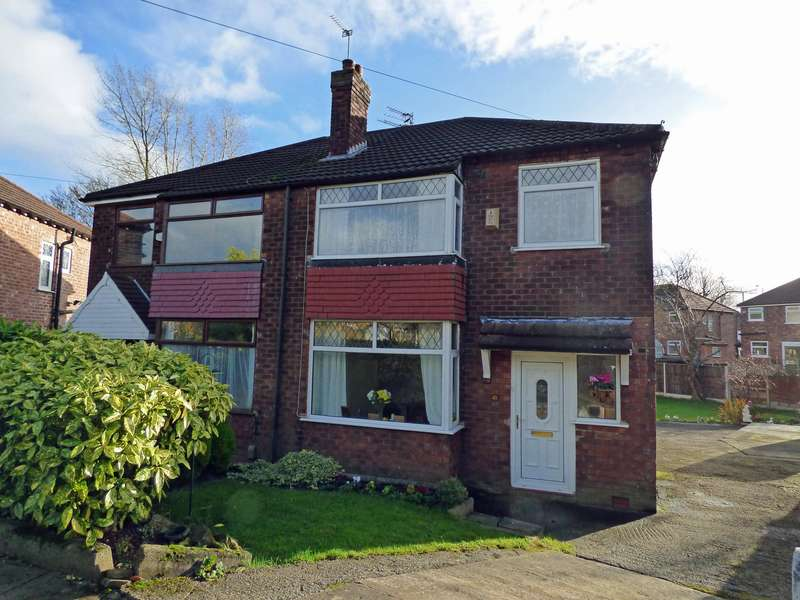 3 Bedrooms Semi Detached House for sale in Sylvester Avenue, Offerton, Stockport, SK2