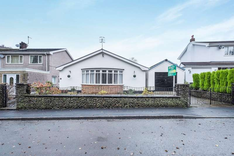 3 Bedrooms Detached Bungalow for sale in Maes Mawr Road, Crynant, Neath