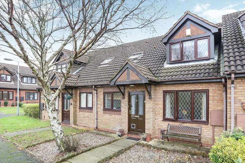 1 Bedroom Property for sale in Ambleside Close, Bradley, Bilston, WV14
