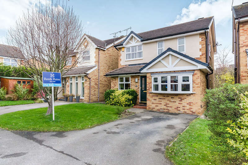 3 Bedrooms Detached House for sale in Washington Close, Dinnington, Sheffield, S25