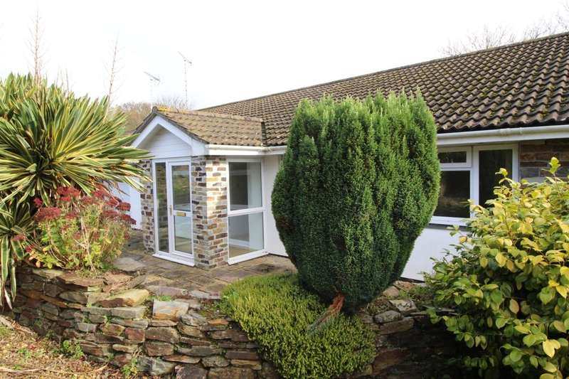 3 Bedrooms Detached Bungalow for sale in Churchtown Meadows, St. Stephen, St. Austell, PL26