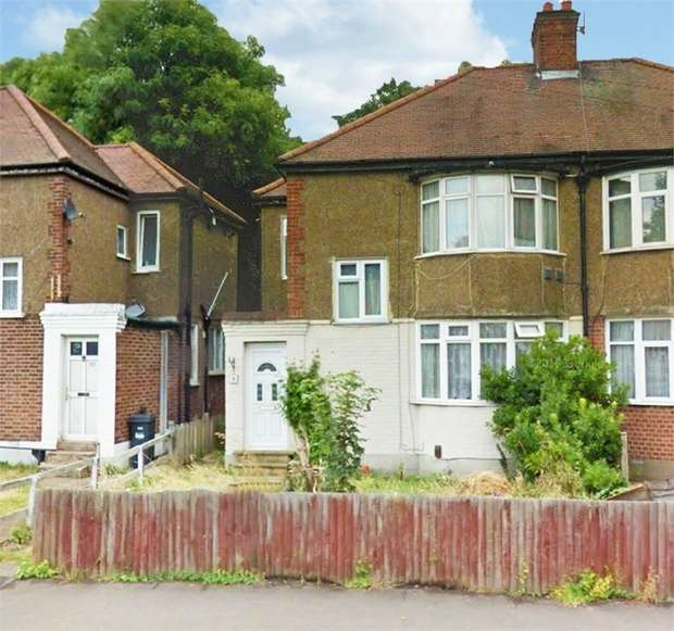 1 Bedroom Maisonette Flat for sale in River Gardens, Feltham, Greater London