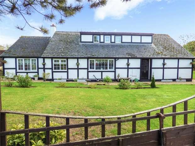 4 Bedrooms Cottage House for sale in Sutton St Nicholas, Hereford