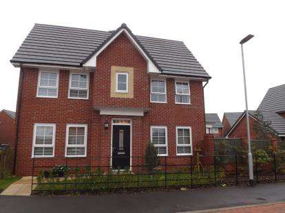 3 Bedrooms Semi Detached House for sale in Dewhurst Way, Tarleton, Preston, Lancashire, PR4