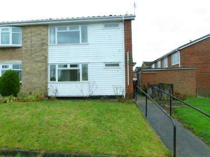 3 Bedrooms Semi Detached House for sale in Bracknell Road, Thornaby, Stockton-On-Tees, Durham