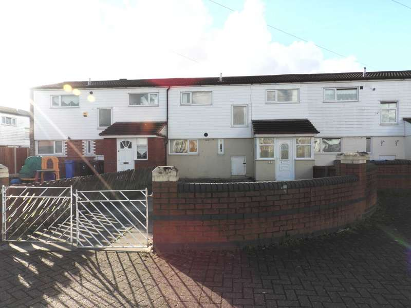 3 Bedrooms Terraced House for sale in Ashley Close, Towerhill