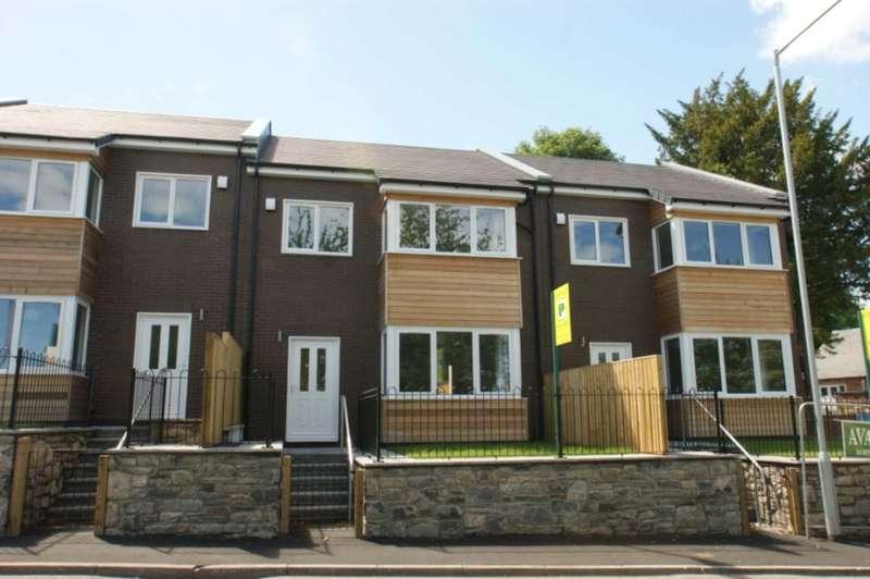 3 Bedrooms Terraced House for sale in Halkyn Road, Holywell, Flintshire. CH8 7TZ