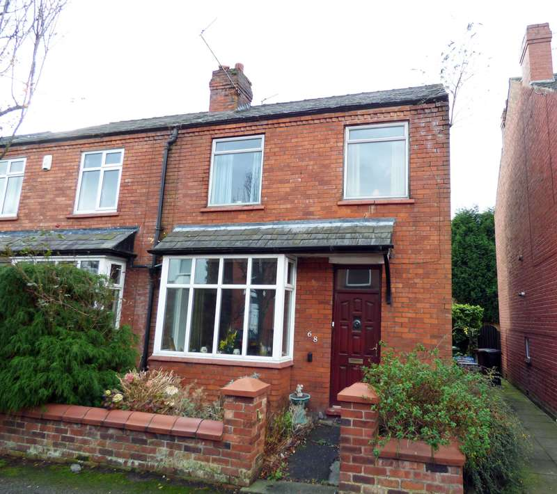 3 Bedrooms Semi Detached House for sale in Claremont Road, Great Moor, Stockport
