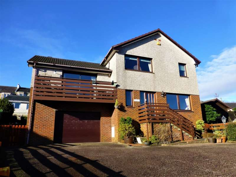 4 Bedrooms Detached House for sale in Circassia Broughallan Park, 4e Kirn Brae, Dunoon, PA23 8LW