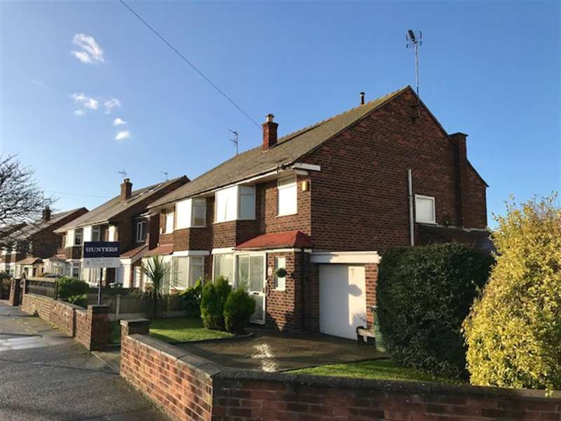 3 Bedrooms Semi Detached House for sale in Bayswater Road, Wallasey, CH45 8ND
