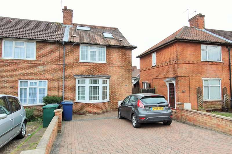 3 Bedrooms Terraced House for sale in Deansbrook Road, Edgware, Middlesex, HA8