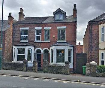 3 Bedrooms Semi Detached House for sale in 512 Woodborough Road, Nottingham, NG35HB