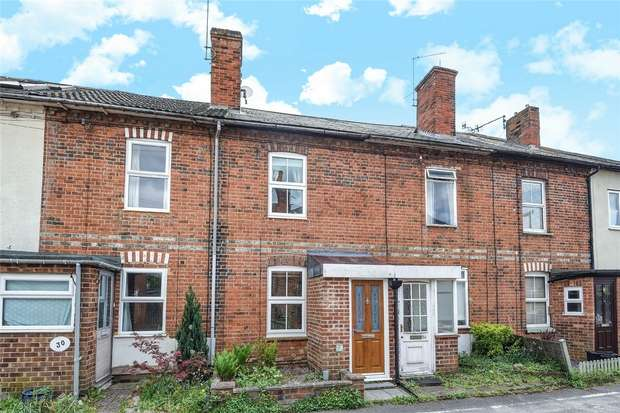 2 Bedrooms Terraced House for sale in Havelock Road, WOKINGHAM, Berkshire