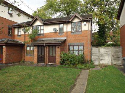 2 Bedrooms Semi Detached House for sale in Greton Close, Manchester, Greater Manchester, Uk