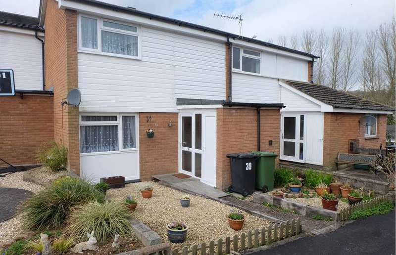 2 Bedrooms Terraced House for sale in Pilton, Barnstaple